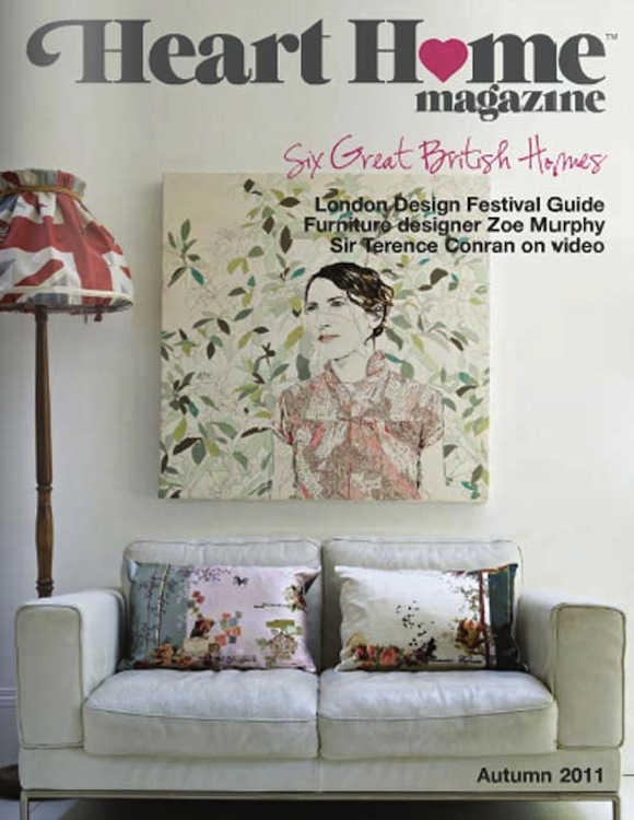 2011 9 27 HeartHome Heart Home Debuts As The U.K.s First Digital Shelter Magazine