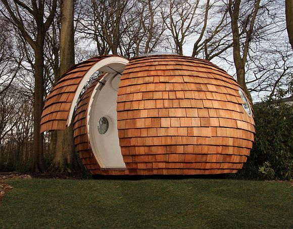 Need A New Home Office? Try An Archipod!