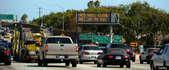 Carmageddon 405 traffic closure 5 Stay at Home Projects to Avoid Carmageddon