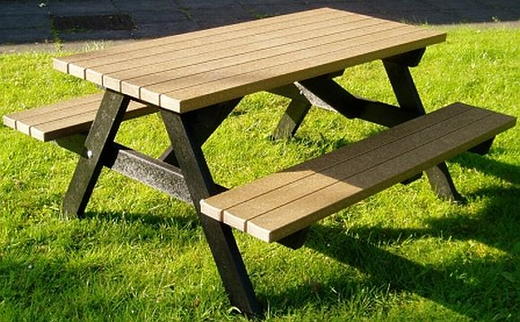 . How To Build A Picnic Table