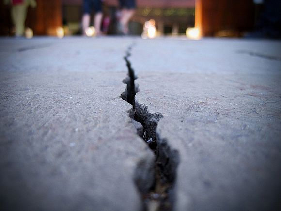 Cracks Be Gone: How To Patch A Sidewalk