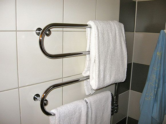 HeatedTowelRack Installing A Heated Towel Rack