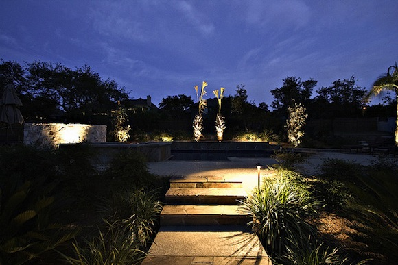 Need A Weekend Project? Try Installing Landscape Lighting!