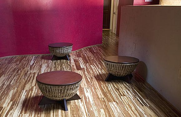 PlybooNeopolitanFloor Transform A Room With Smith & Fongs Plyboo Neopolitan Flooring