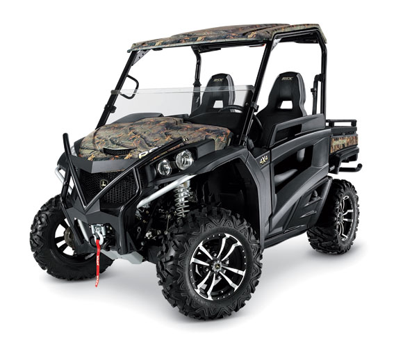 RSX850i john deere utv The John Deere Gator Gets a High Performance Upgrade