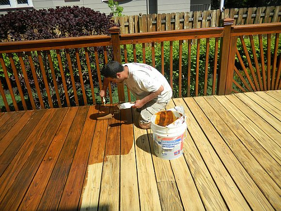 RefinishingADeck Tips And Tricks For Refinishing Your Deck