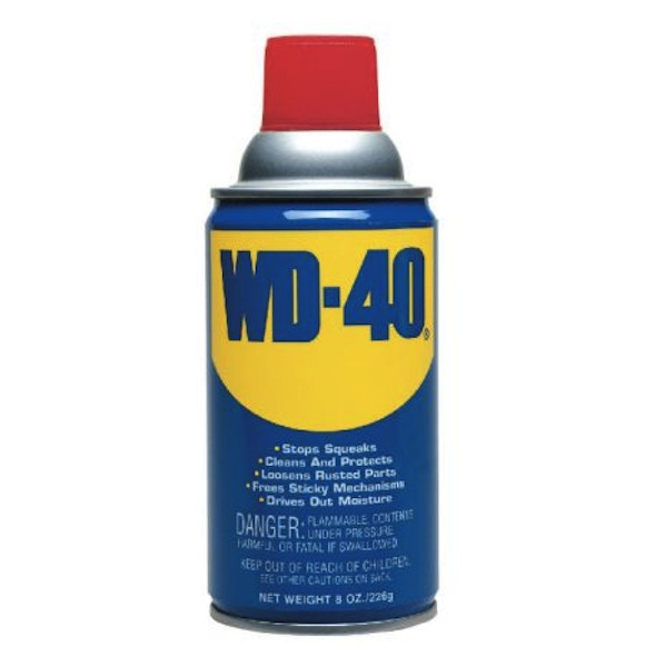 The 2,000 Uses For WD-40