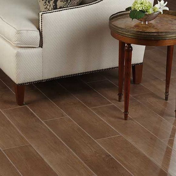 Trend Watch: Wood-Look Tile