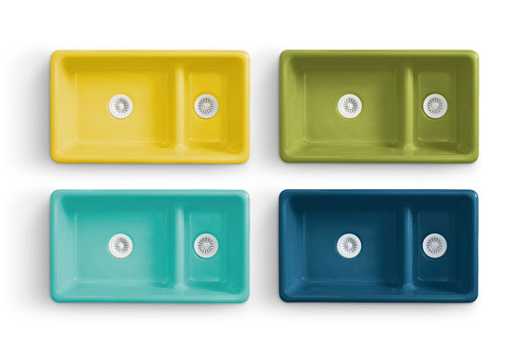adler kohler collection Jonathan Adler & KOHLER: A Match Made in Color