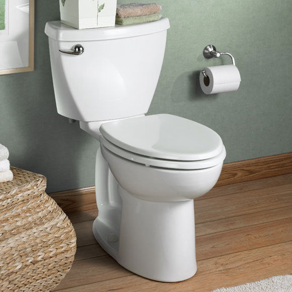 american standard toilet photo How To Install an American Standard Cadet 3 Toilet   No Tools Required