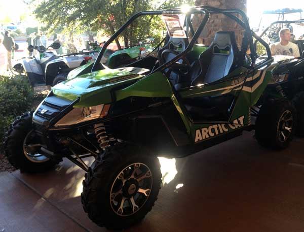 arctic cat wildcat side by side Shopping for Side by Side Utility Vehicles