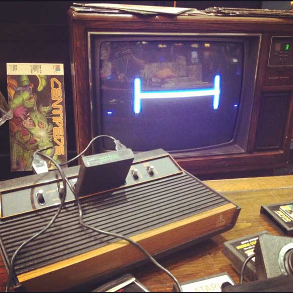 atari2600 e3 E3 Nerdfest in Full Effect   Are You a Gamer?