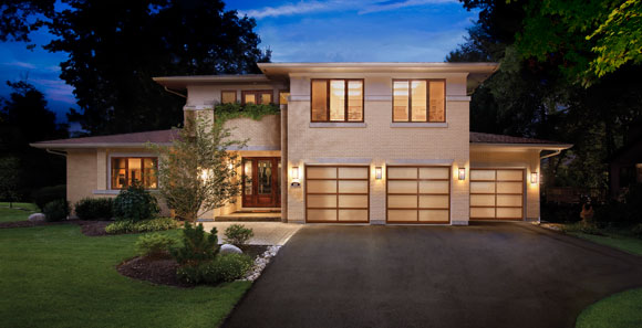 What's New In Garage Door Designs and Materials