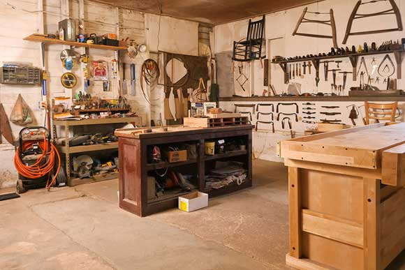 Winning Workshops: The Brighton Woodshop