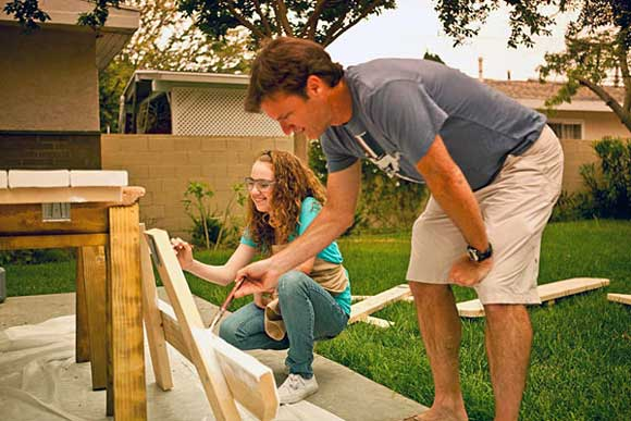 built by kids picnic table Share Your Project with Built by Kids   Win Some Stuff