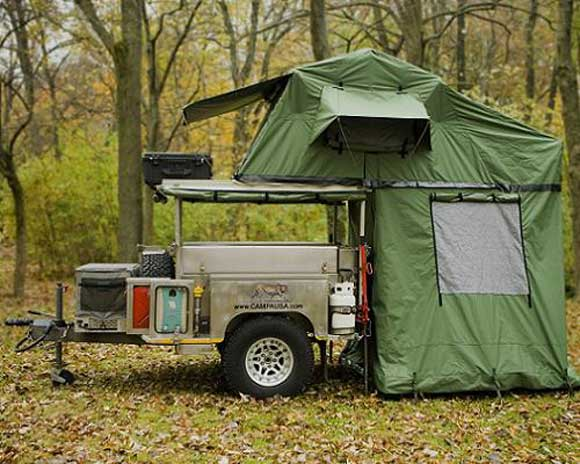 Expedition Traveling Made Easier with the Campa Cub and ATT
