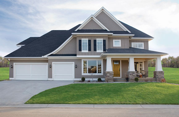 clopay before craftsman Door to Door: The Most Bang For Your Buck Is A Garage Door Upgrade
