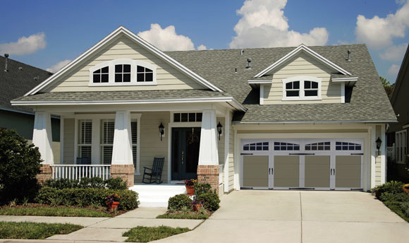 clopay cottage Door to Door: The Most Bang For Your Buck Is A Garage Door Upgrade