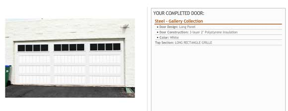 clopay garage door steel Clopay Garage Door: Easy to Design and Quick to Install