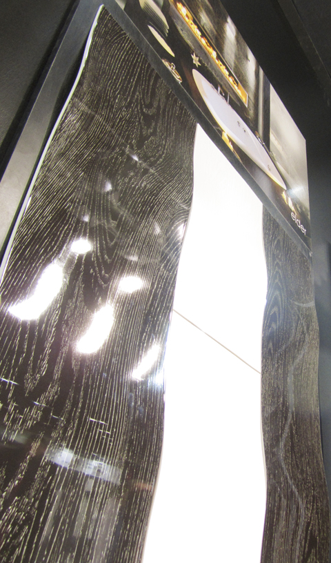 coverings wood wave Coverings 2012: The Ultimate Tile Experience