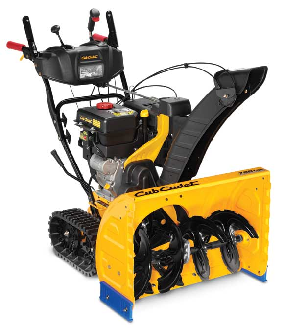 cub cadet two stage snowthrower How to Choose a Snow Thrower: Single or Two Stage