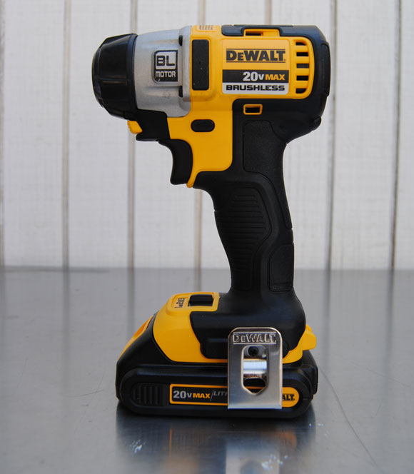 Dewalt 20v max brushless motor impact driver for Dewalt 20v brushless motor