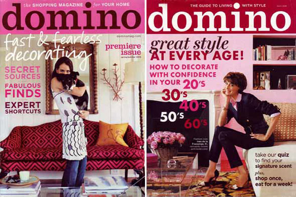 Domino Magazine is Back…As Domino Quick Fixes