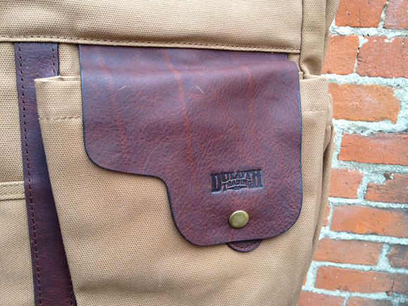 duluth trading postman pocket Honor the Pony Express with The Postmaster Tote from Duluth Trading Company