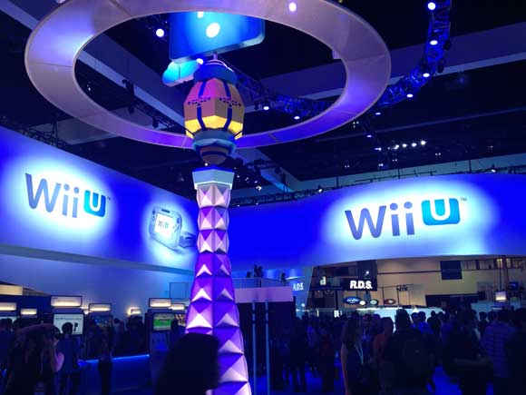 e3 wiiu E3 Nerdfest in Full Effect   Are You a Gamer?