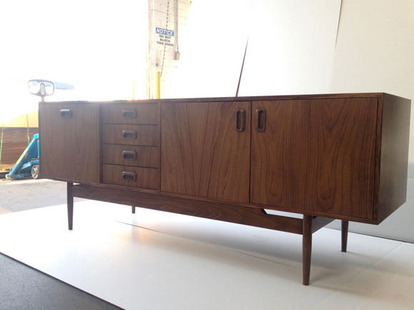 earl credenza Get the Mad Men Look with Mid Century Furniture from Thrive