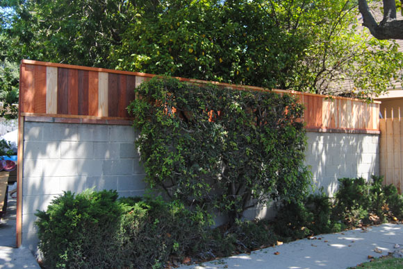 how to add height to a fence