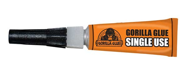 gorilla glue singles Tackle Small Jobs with Single Use Gorilla Glue