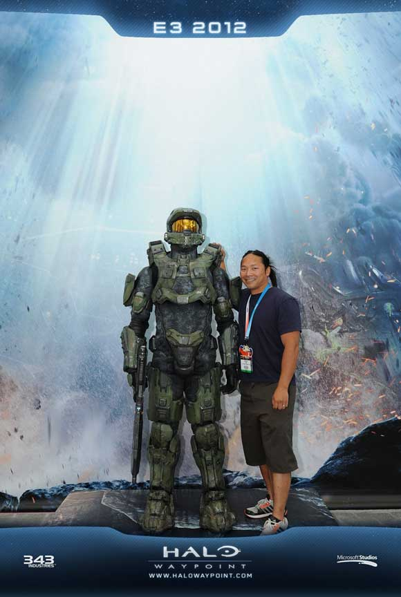 halo4 master chief E3 Nerdfest in Full Effect   Are You a Gamer?