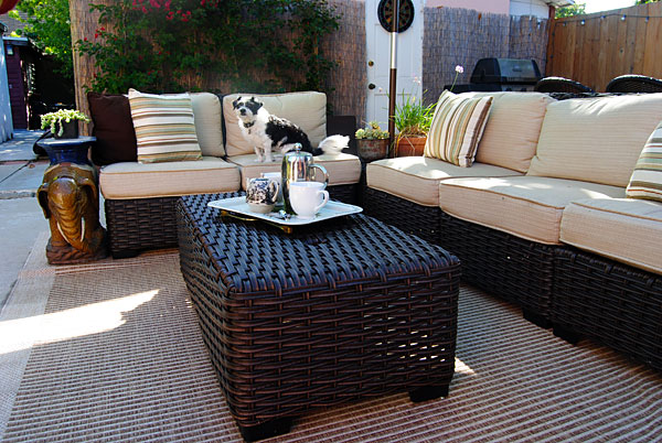 Outdoor Living Made Easy with a Lowe's Backyard Makeover