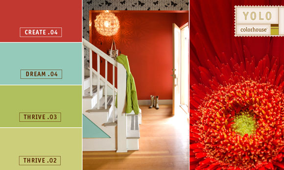 hot colors How To Choose a Color Palette For Your Room