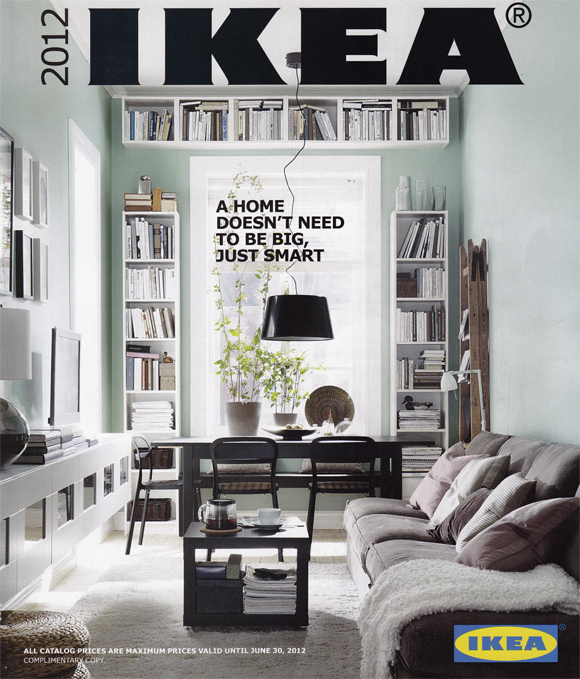 Learn A Few Tricks From The New IKEA Catalog