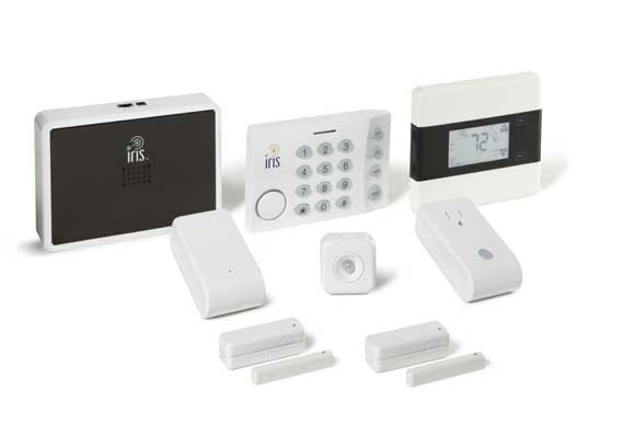 iris smart home kit Home Security on a Budget with IRIS from Lowes