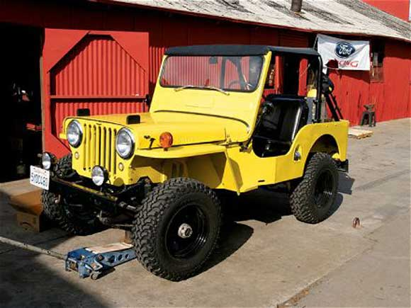 jeep willys Classic 4x4 Trucks That We Love