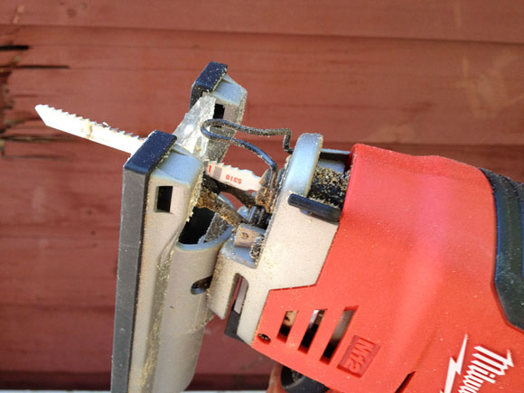 jigsaw blade Milwaukee Cordless Jigsaw is a Must Have DIY Tool
