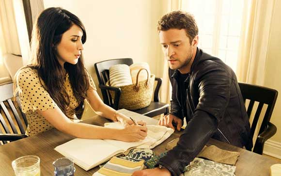 Justin Timberlake – The Next Interior Design Star?