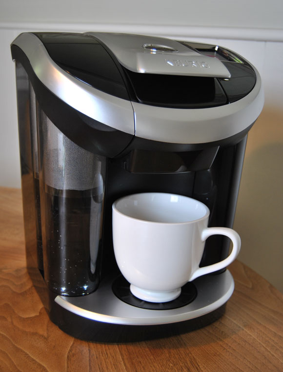Keurig Vue Single Serve Coffee Maker Review