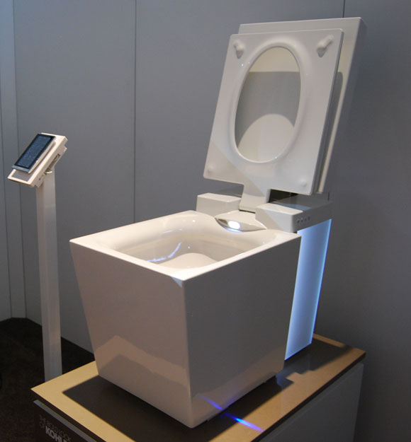 kohler numi open Kohler Numi: Would You Buy A $6,500 Toilet?