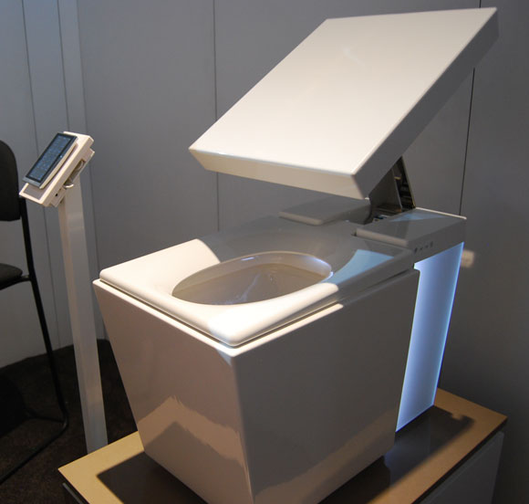 kohler numi opening slide Kohler Numi: Would You Buy A $6,500 Toilet?