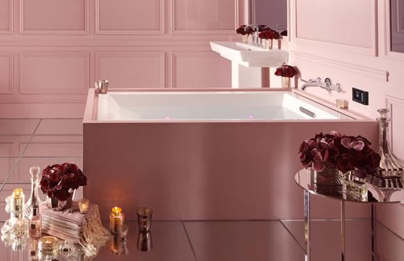 Kohler Underscore VibrAcoustic Bath