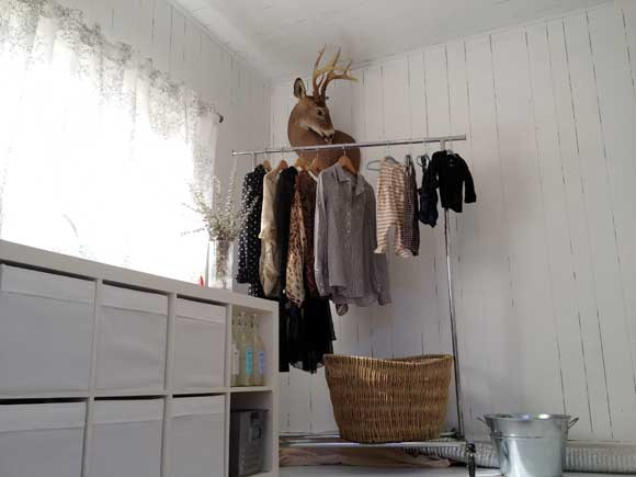 laundry room clothes The Best Laundry Room Upgrades