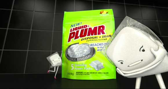 liquid plumr disposal cleaner Liquid Plumr Giveaway: Disposal + Drain Foaming Cleaner, Lowes $100 Gift Card and Apollo Tool Set