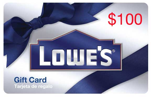 lowes gift card 100 dollars Liquid Plumr Giveaway: Disposal + Drain Foaming Cleaner, Lowes $100 Gift Card and Apollo Tool Set