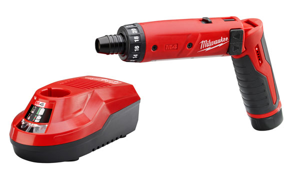 m4 screwdriver milwaukee Milwaukee M4 2 Speed Screwdriver