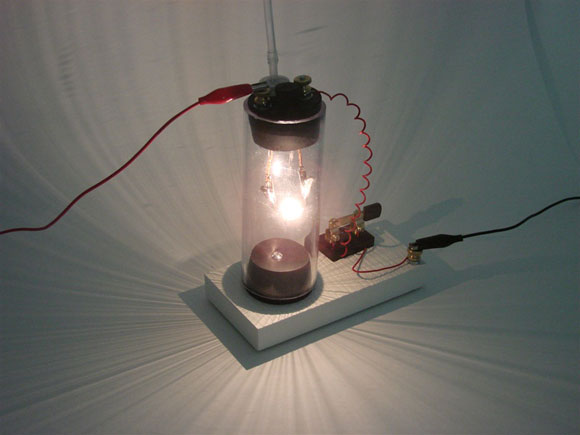 make lightbulb Love Incandescent Light? How to Make Your Own Light Bulbs