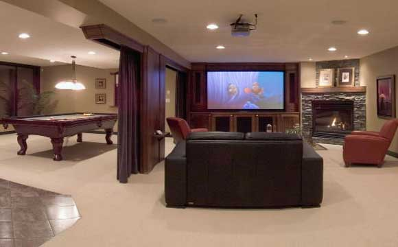 Media Rooms are media rooms really necessary?